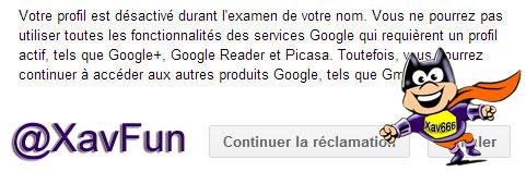 Google plus je t'aime