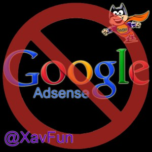 adsence interdit