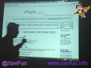 Alyse : analyse de sites gratuit