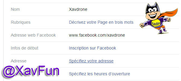 adresse facebook