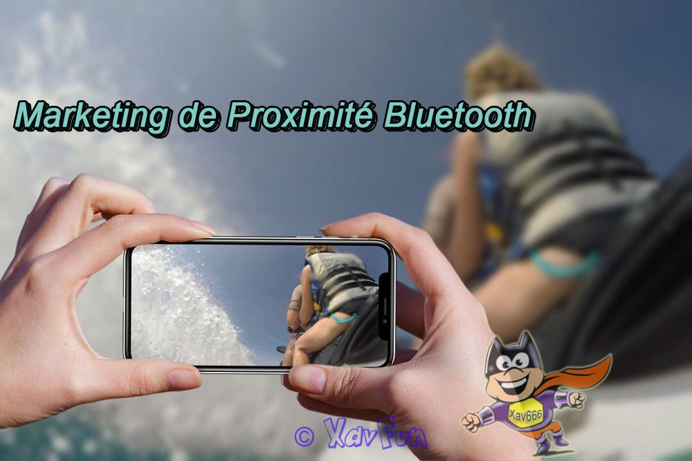 Marketing de Proximité Bluetooth