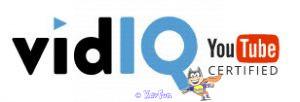 vidiQ est certifié youtube