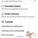 facebook rencontres et instagram